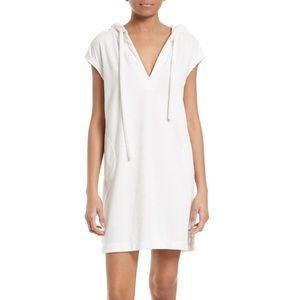 ATM Anthony Thomas Melilla cotton terry dress-Med.